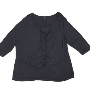 Talbot's Woman black plus size 3X